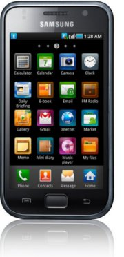 samsung galaxy s i9000 android-smartphone 2